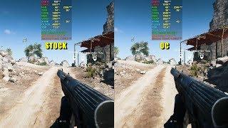 i7 9700k oc vs stock video, i7 9700k oc vs stock clips