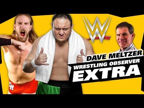 Samoa Joe Leaving NXT? Chris Hero Returning to WWE | Dave Meltzer on The LAW
