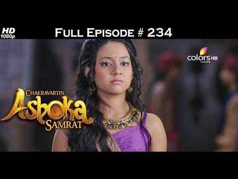 Chakravartin Ashoka Samrat - 21st December 2015 - चक्रवतीन अशोक सम्राट - Full Episode(HD)