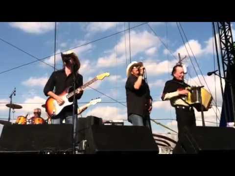 Texas Tornados (State Fair Of Texas 10/21/12)