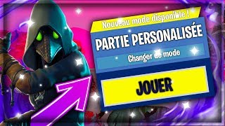 [🔴LIVE FORTNITE] PP / PERSONAL PART / CUSTOM PART / VITANIIUM CODE