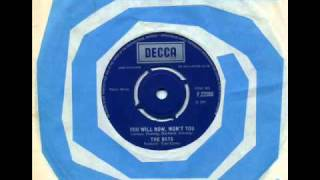 THE BATS - 'You Will Now,Won't You' (1967)