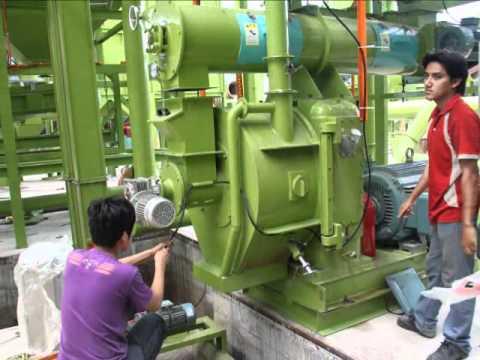 Malaysia's Biggest Biomass Pellet Plant