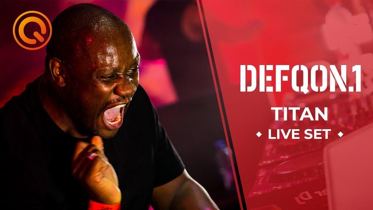 Titan | Defqon 1 Weekend Festival 2019