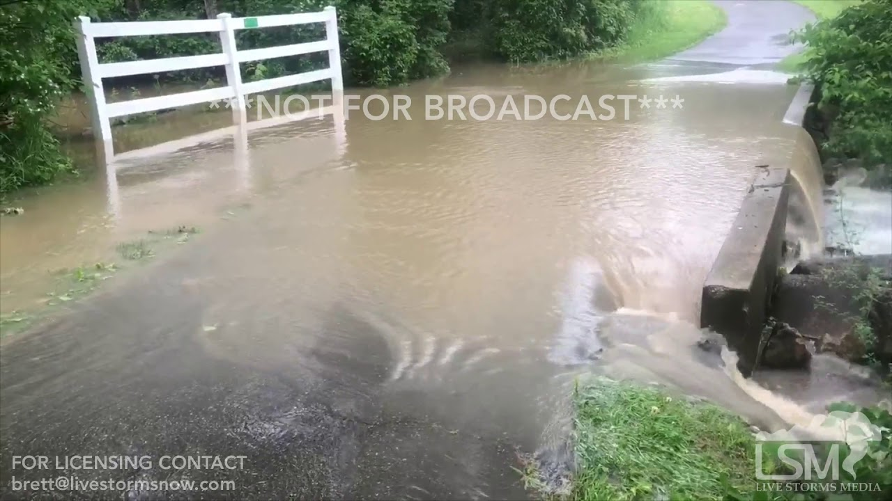 06-17-2019 Wellington, OH. Flooding