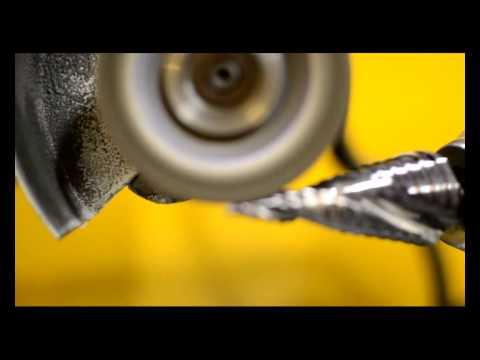Заточка ступенчатого спирального сверла ООО Каиндл-Техник