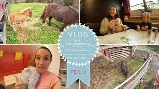 Familienurlaub |TEIL 2 |Shetland Fohlen |Tragehilfe auf dem Rücken |Kathis Daily Life