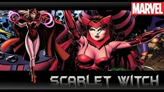 [Scarlet Witch]comic world daily