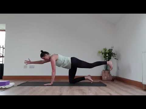 A 15 min Yoga Sequence to reduce Lower Back pain and improve mobility