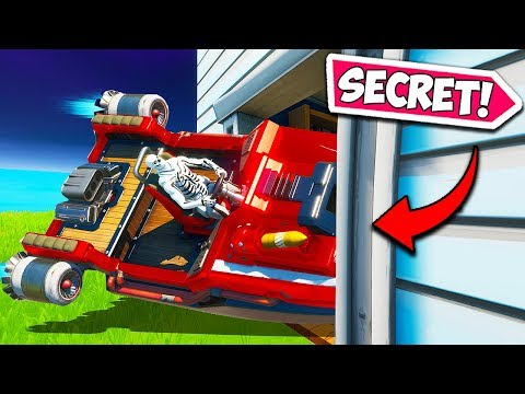 *new* Secret Boat Trick Found!! – Fortnite Funny Fails And Wtf Moments! #719