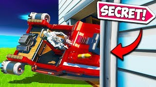 *NEW* SECRET BOAT TRICK FOUND!! - Fortnite Funny Fails and WTF Moments! #719