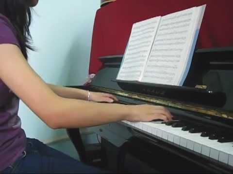 Haru Haru_Tập 1_Buổi học piano tại lớp nhạc