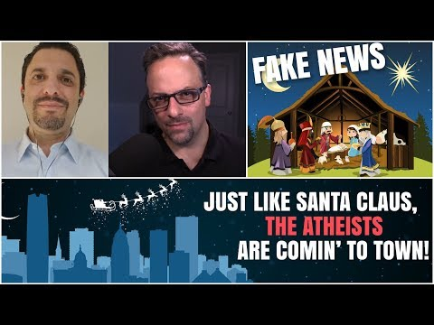 Atheist Billboards in the Bible Belt (with David Silverman)