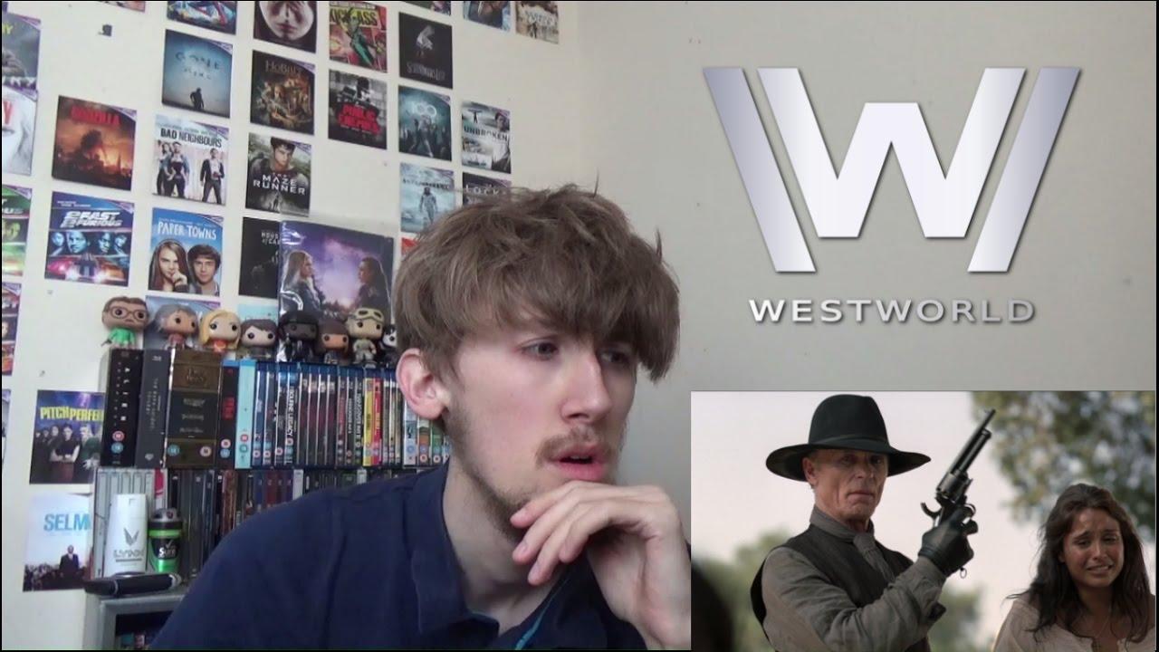 Download Westworld Season 1 Episode 2 - 'Chestnut' Reaction