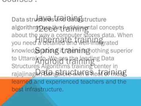 Data Structures Algorithms Course