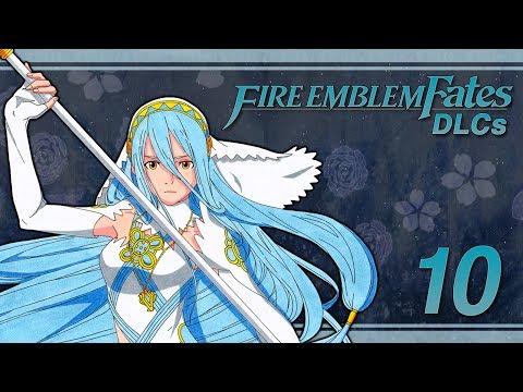 Let's Play Fire Emblem Fates: DLCs [Blind] - #10 - Leben am Limit