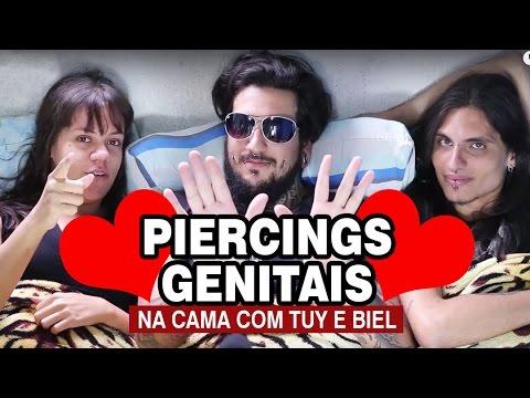 Piercing genital - Na cama com Tuy e Biel #07 (ft Rony Hall - Tattoo Life Studio)