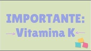 Recien nacido para dosis de vitamina k