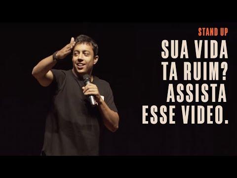 Renato Albani- Se você acha que sua vida tá ruim, assista esse vídeo.