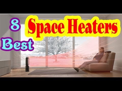 Best Energy Efficient Space Heaters to Buy in 2017