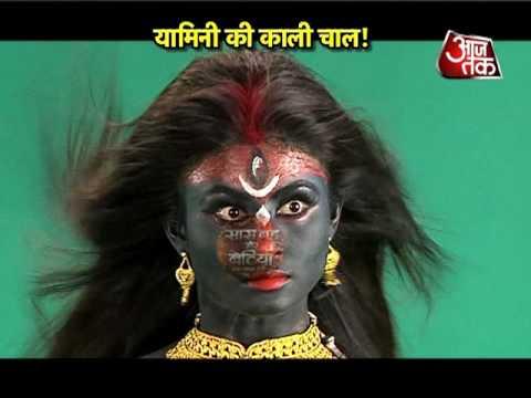 Naagin Shivanya in MahaKali Avtar. thumbnail