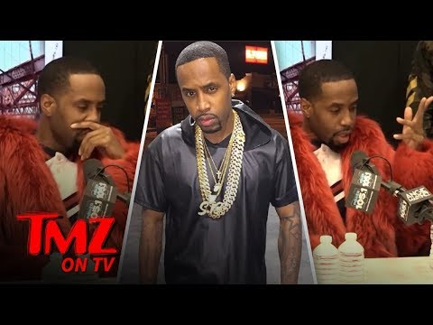Safaree's Armed Robbery Suspects Captured After Police Chase | TMZ TV