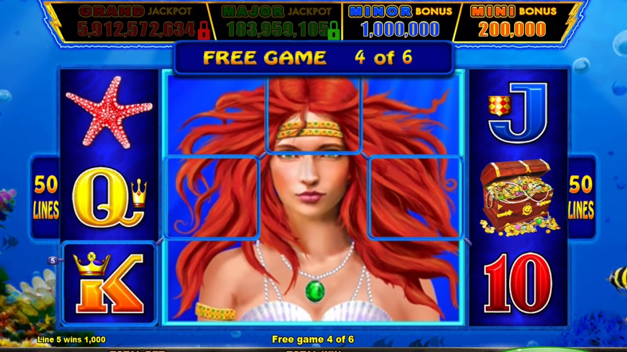 Free Video Slot Casino Games