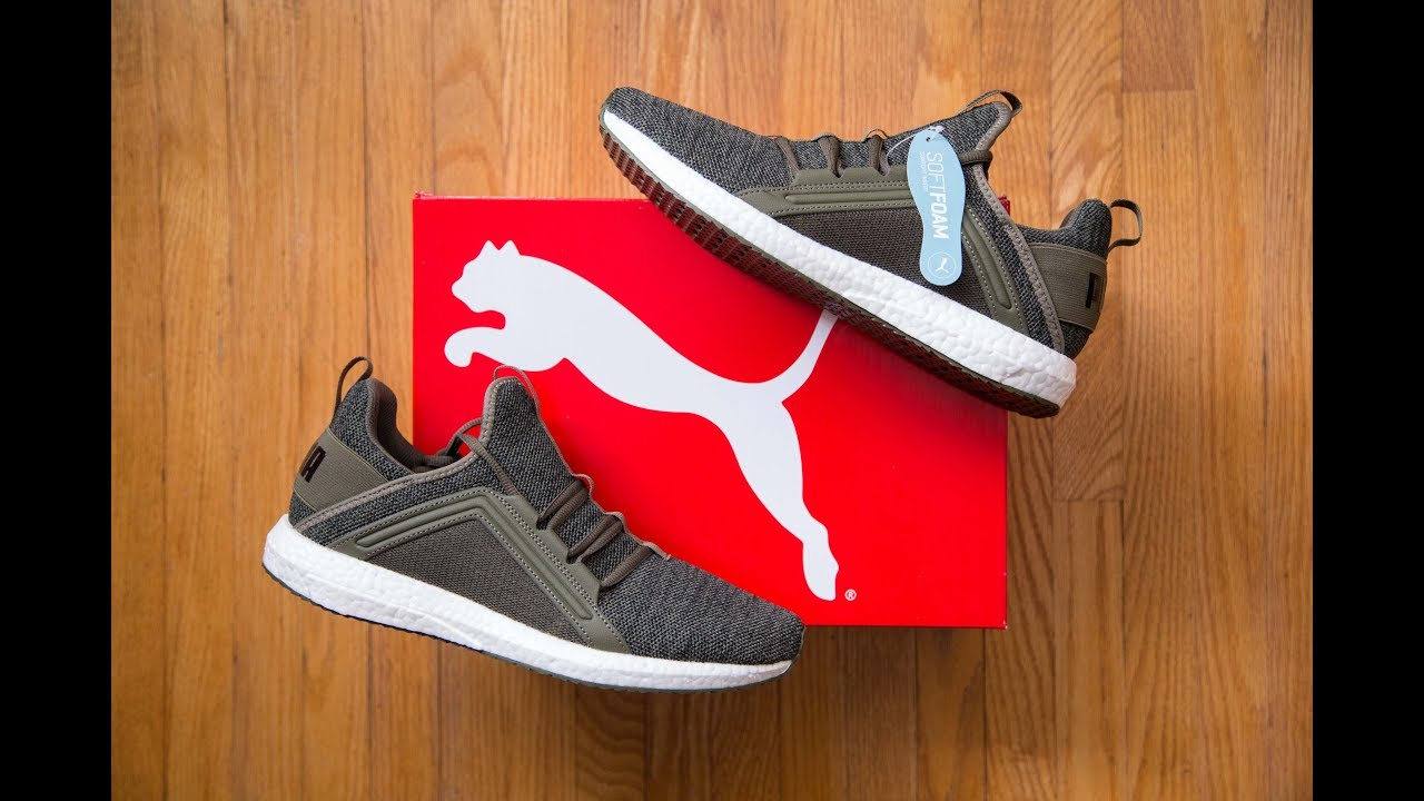 Puma Has Boost Puma Mega Nrgy Knit Review And On Feet