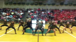 "Langley Dance Team - ""Military Mix"""