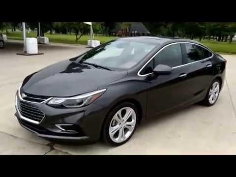 Тест драйв нового Chevrolet Cruze (2016) - Новинки авто 2016 - 2017