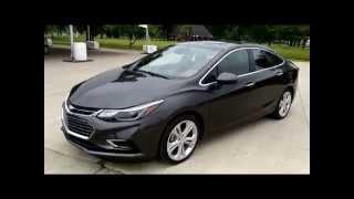 видео Шевроле Круз: обзор, тест-драйв и цена нового автомобиля