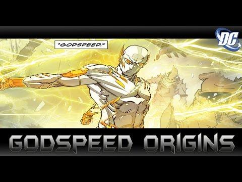 ชายผู้เร็วกว่าTheFlash[Godspeed Origins]comic world daily