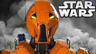 The Most Psychotic and Funny Droid in Star Wars Legends - Star Wars Explained