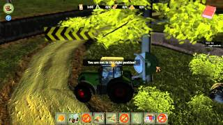 Woodcutter Simulator 2012 Gameplay HD