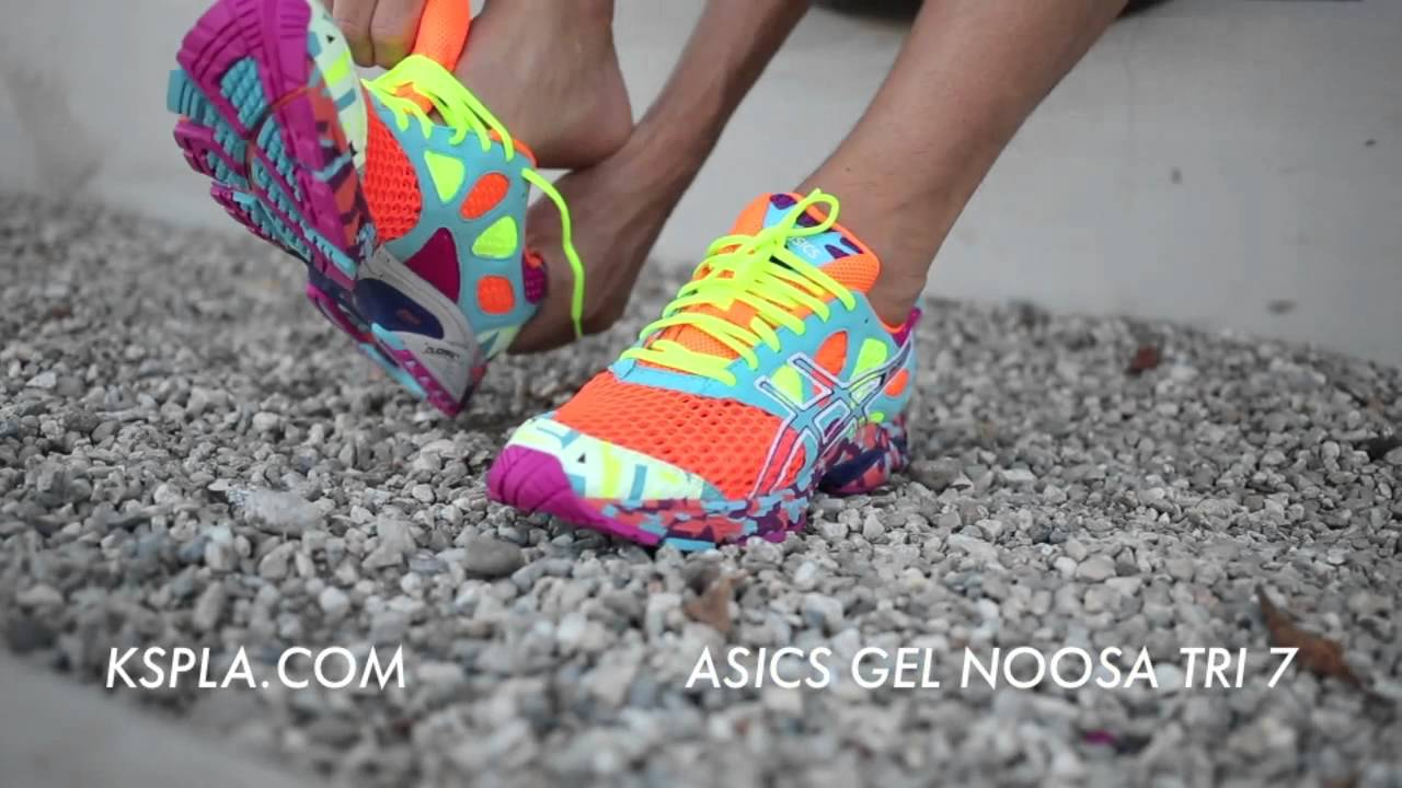 Asics GEL Noosa Tri 7 - YouTube