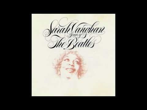 Sarah Vaughan - Eleanor Rigby