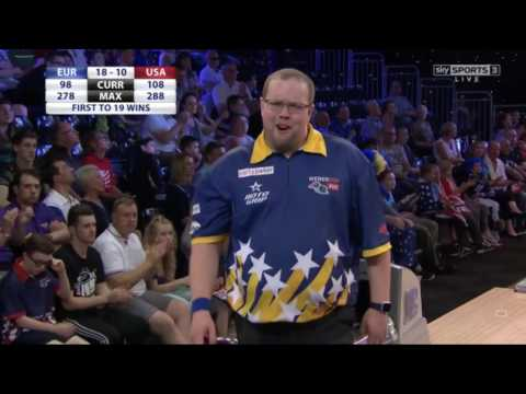 Weber Cup 2016 - Day 3 - Match 8 [Williams vs. Troup]