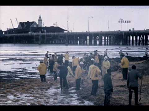 "1969 Santa Barbara Oil Spill -  2010 BP - Song with pictures ""G.O.O."""