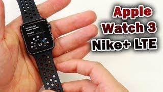 Apple Watch Series 3 Nike+ LTE (Cellular) [Deutsch] 4K