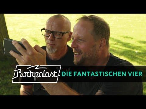 Die Fantastischen Vier | BACKSTAGE | Rockpalast | 2015