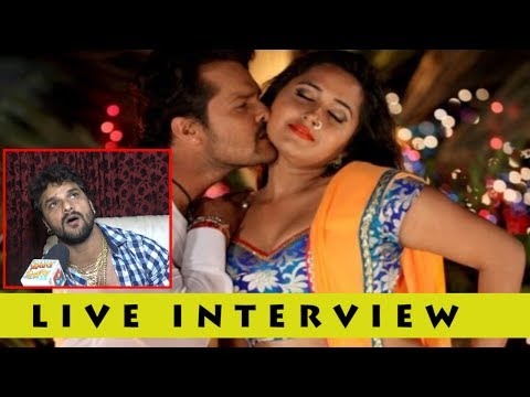 काजल राघवानी से रिश्ते को लेकर खेसारी लाल ने कही ये बात ... | Bindaas Bhojpuriya: Bhojpuri film star Khesari Lal Yadav talks about her alleged affair with actress Kajal Raghwani. Check out Bhojpuri actor's exclusive interview.   Watch the Video to know more!!  SUBSCRIBE NOW To 'Bindaas Bhojpuriya' https://goo.gl/wj7HDX