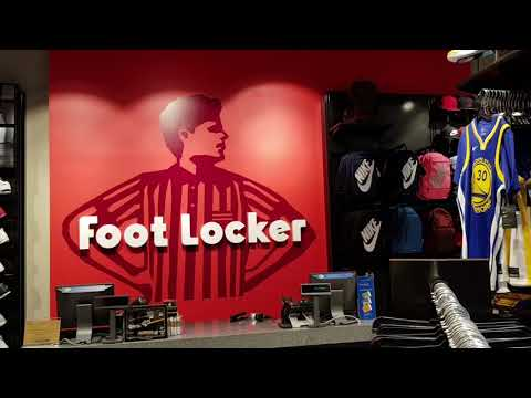 Bahrain Avenue Mall Footlocker