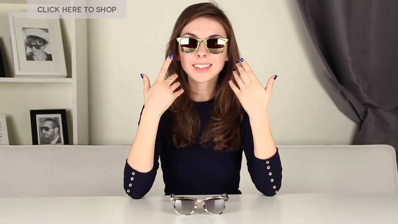 c479d27204f7 Carrera 6000 JC and 6000 JCM Sunglasses Review - Carrera by Jimmy Choo  Collection Review - YouTube