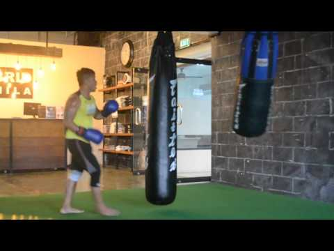 HYBRID MANILA MMA FITNESS-kickboxing