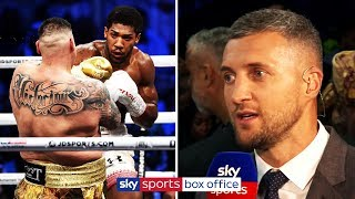 Who will Anthony Joshua fight next? | George Groves, Johnny Nelson & Carl Froch