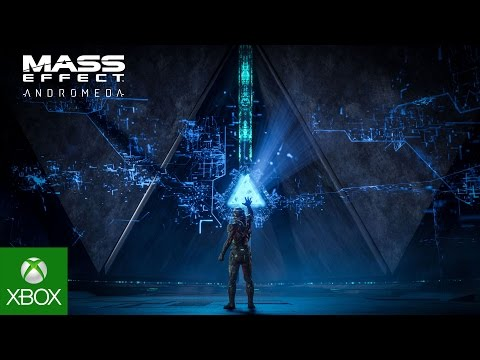 MASS EFFECT : ANDROMEDA – Official Cinematic Reveal Trailer – N7 Day 2016