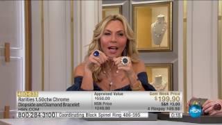 hsn   rarities fine jewelry with carol brodie 10 18 2016 02 am