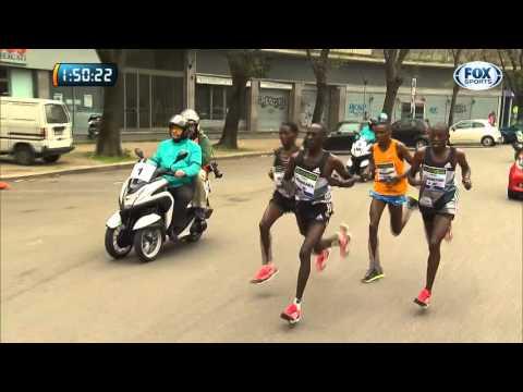 Milano Marathon 2016 - La gara 5/6
