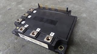 Testing the IGBT Power Module for Short Circuits