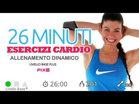 Cardio A Casa! Allenamento Con Esercizi Cardio Completo e Dinamico